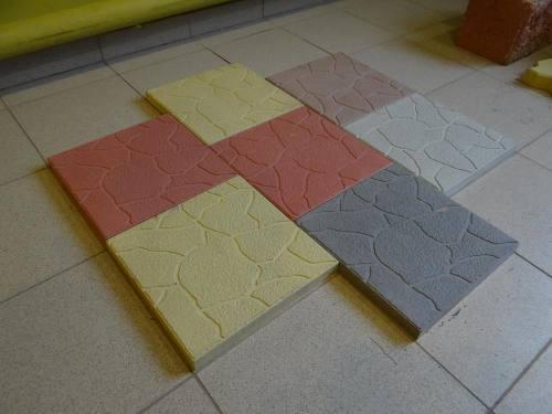 Тротуарная плитка 30х30х3, город Рязань