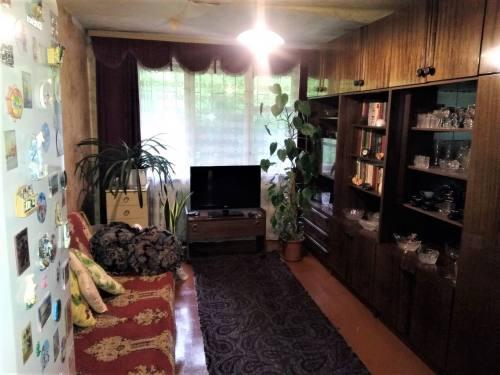 В городе как на даче. Недорогая 3 комнатная квартира на ул. Дачной в Приокском, город Рязань