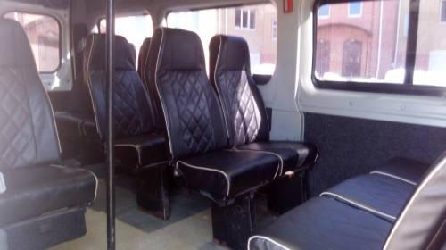 Аренда микроавтобуса, пассажирские перевозки, город Рязань